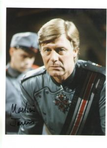 Martin Jarvis from Varos